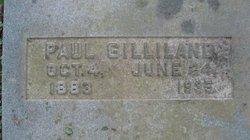 Paul W Gilliland