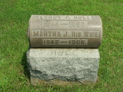 Martha Jane <i>Barnett</i> Hull