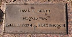 Opal Ruth <i>Brooks</i> Beaty
