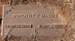 Dorothy Faye <i>Lomax</i> Massey
