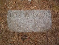 Inez <i>Watts</i> Caron