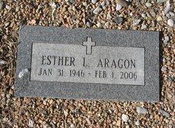 Esther <i>Trujillo</i> Aragon