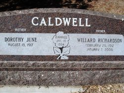 Dorothy June Caldwell