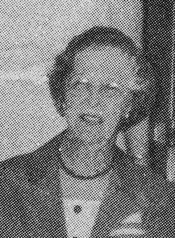Goldie Gladys Irene <i>Svendgaard</i> Follen