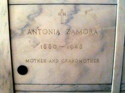 Antonia <i>Feliz</i> Zamora