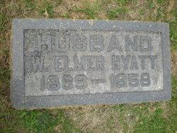 W. Elmer Hyatt