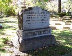 Dr Alexander Bold Halliwell