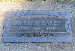 Mildred <i>Broyles</i> Baker