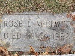 Rose L McElwee