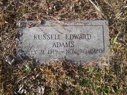 Russell Edward Adams