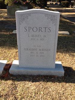 Geraldine Jeri <i>McKenzie</i> Sports