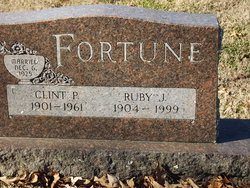 Clint Palmer Fortune