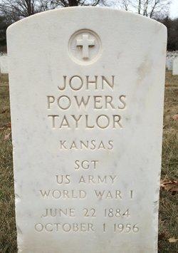 John Powers Taylor