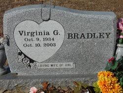 Virginia G Jean <i>Rudder</i> Bradley