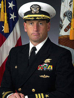 CDR Peter George Oswald
