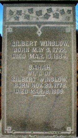 Gilbert Winslow