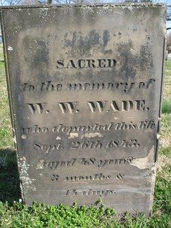 William W. Wade