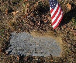 Capt Willis A. Ober