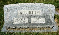 Albert E. Allerton