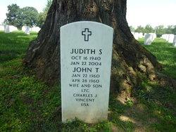 Judith S Vincent