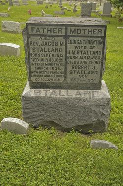 Rev Jacob McClure Stallard