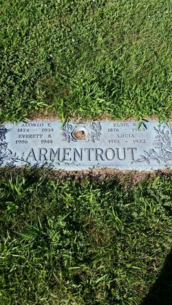 Everett Brown Armentrout