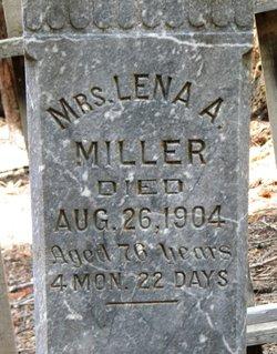 Lena A Miller