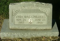 Lyda Mae Childers
