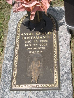 Angel Samuel Bustamante