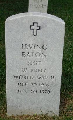 Irving Baton