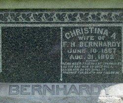 Christina A <i>Kalen</i> Bernhardy