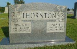 Ewen E Thornton