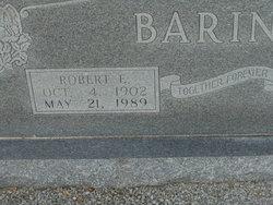 Robert E Baring