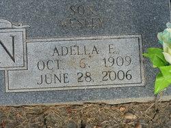 Adella E Braden