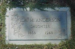 Ida May Anderson
