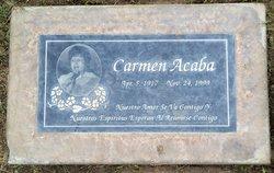 Carmen Acaba