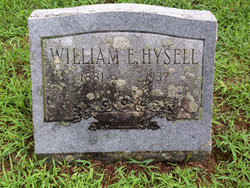 Edward William Hysell