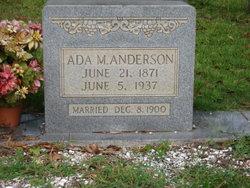 Ada A Anderson