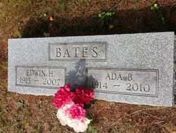 Ada B Bates