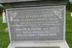 Sallie E. <i>Flinn</i> Alexander