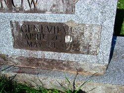 Genevieve <i>Bahr</i> Morrow