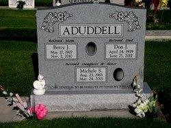 Donald Jerry Don Aduddell