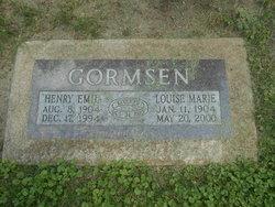 Louise Marie <i>Hagelund</i> Gormsen