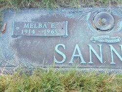 Melba Emily <i>Mclaughlin</i> Cole Sanner