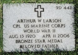 Arthur Wesley Larson