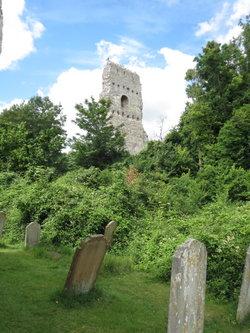 Bramber St Nicholas Churchyard