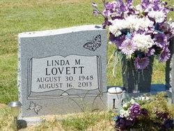 Linda Marlene <i>Smith</i> Lovett