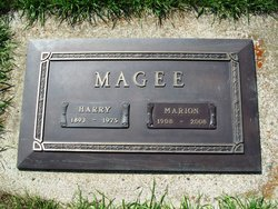 Harry Sinclair Magee