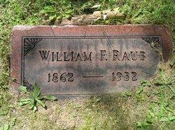 William f Raub