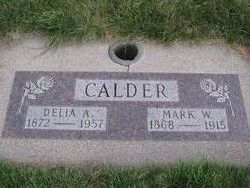 Delia Azubah <i>Eardley</i> Calder
